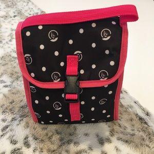 Volcom Logo Lunch box Insulated Bag Cooler Zipper